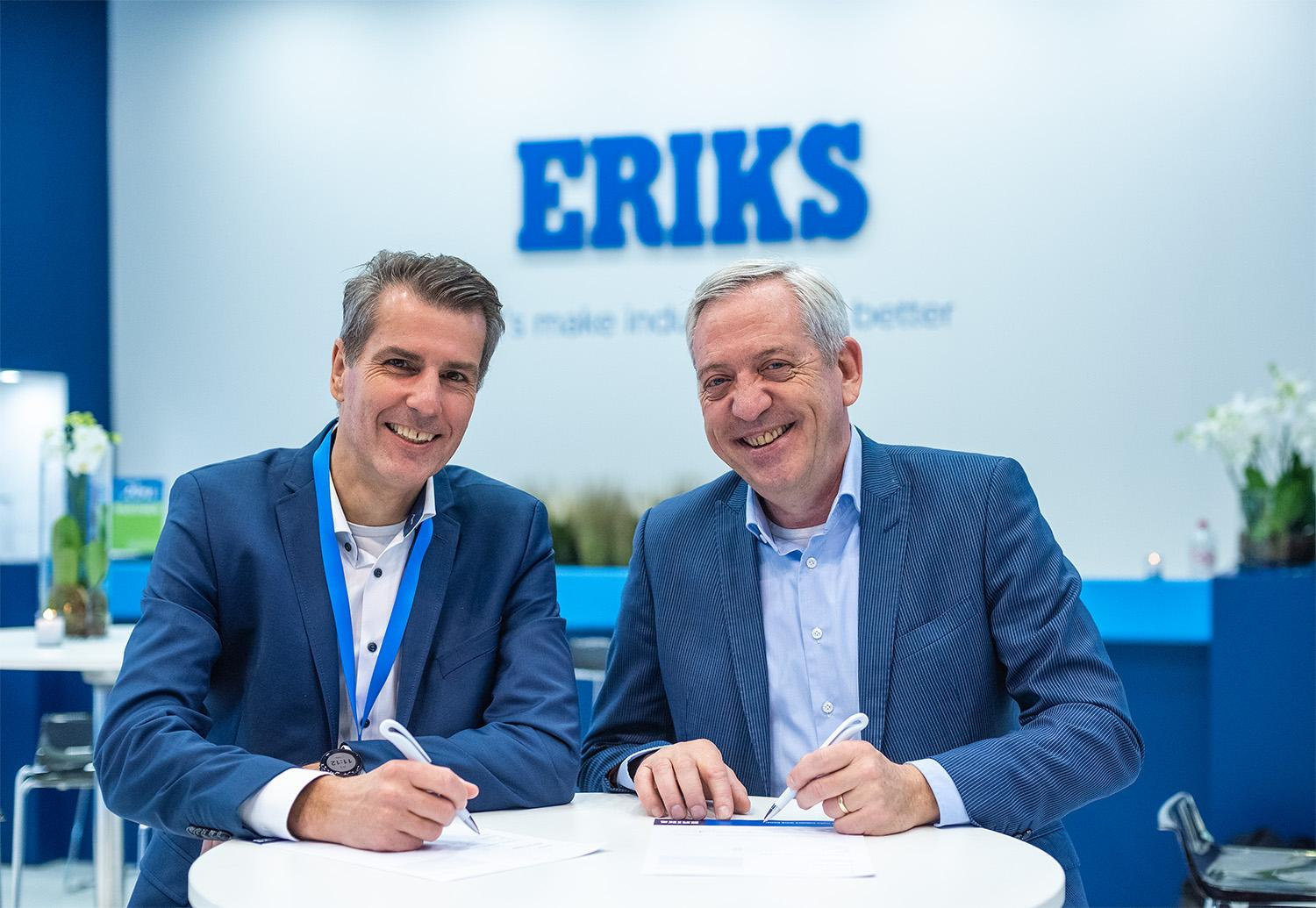 Cooperation ERIKS STC Trade