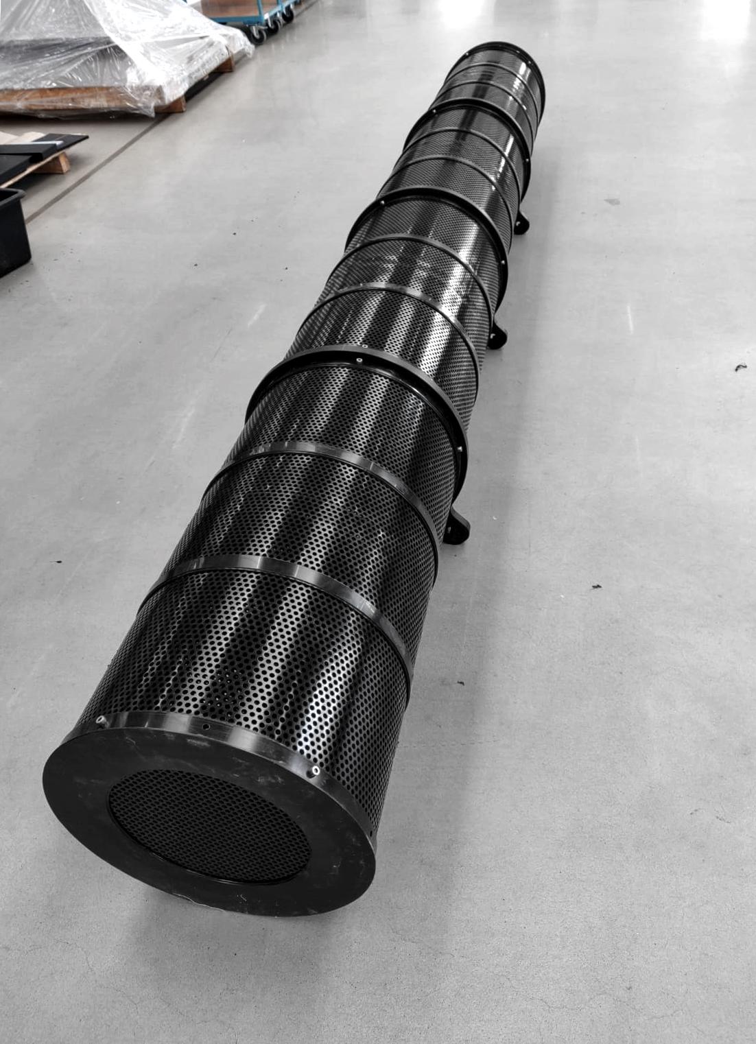 STC Trade Perfoplast Filter for seawater tanks fish