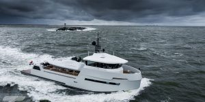 Plastic filters for Lynx Yachts