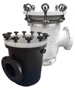 STC TRADE - Fiberstrain inlet strainers HDPE ships yachts marine home
