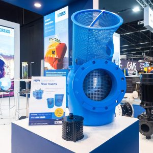 blue seawater filters HDPE - STC TRADE