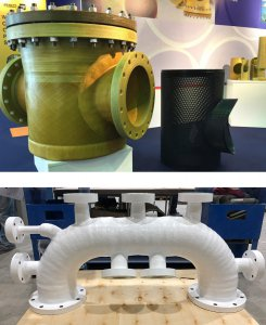 STC TRADE Wierpot inlet strainer sustainable for ships yachts -